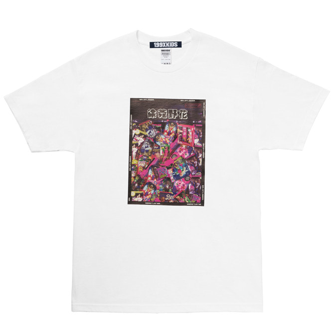 BARBIEBOX T-SHIRTS (WHITE)