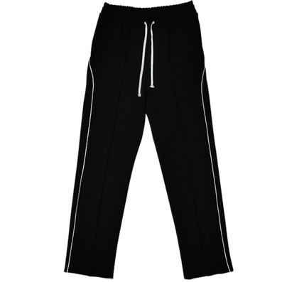 POINT LINE TRAINING PANTS (BLACK)