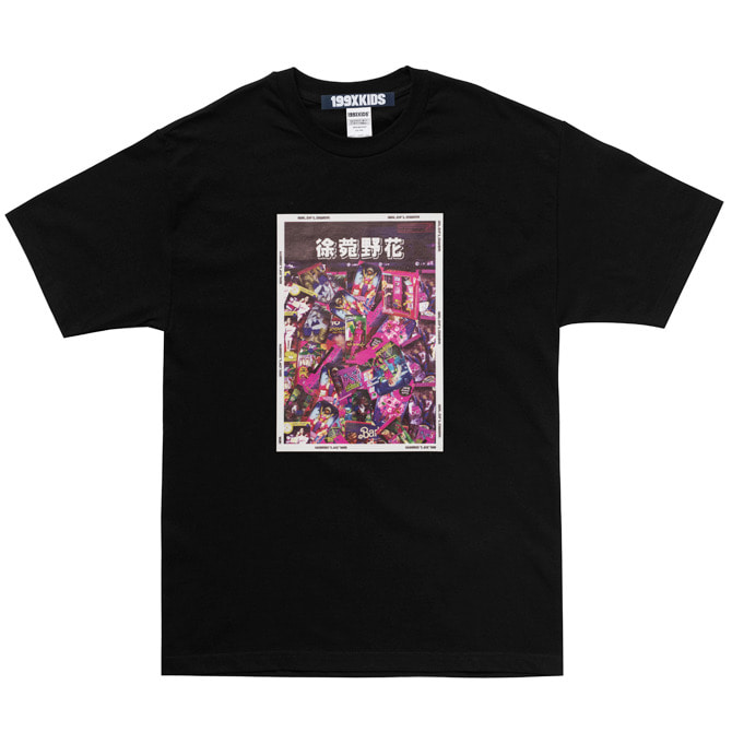 BARBIEBOX T-SHIRTS (BLACK)