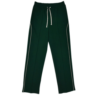 POINT LINE TRAINING PANTS (GREEN)